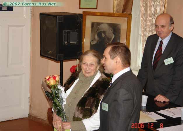 Доц. Л.Н. Наместникова