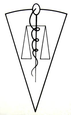 Судебно-медицинские эмблемы