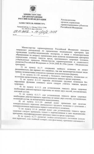 Нормы сиз приказ минздравсоцразвития рф 543н от 03102008