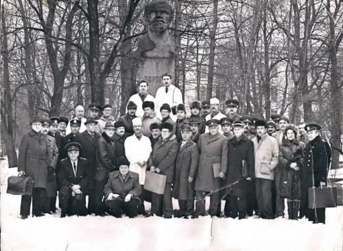 Прикрепленное изображение: 1-й Всесоюзный съезд СМ по Огн. травме.jpg