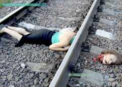Железнодорожная травма